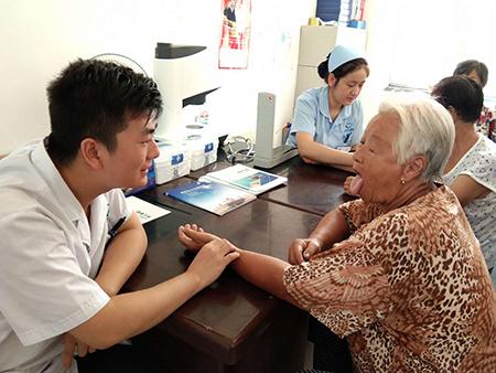 走进西海岸新区,安宁医院开启乡村义诊系列活动